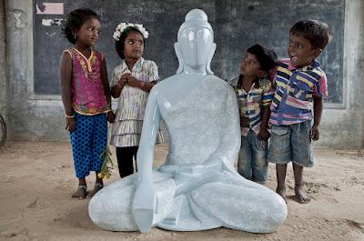 Reincarnation by Artist Sangeeta Abhay