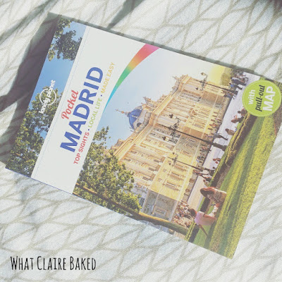 madrid guidebook