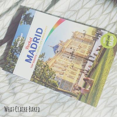 madrid guidebook