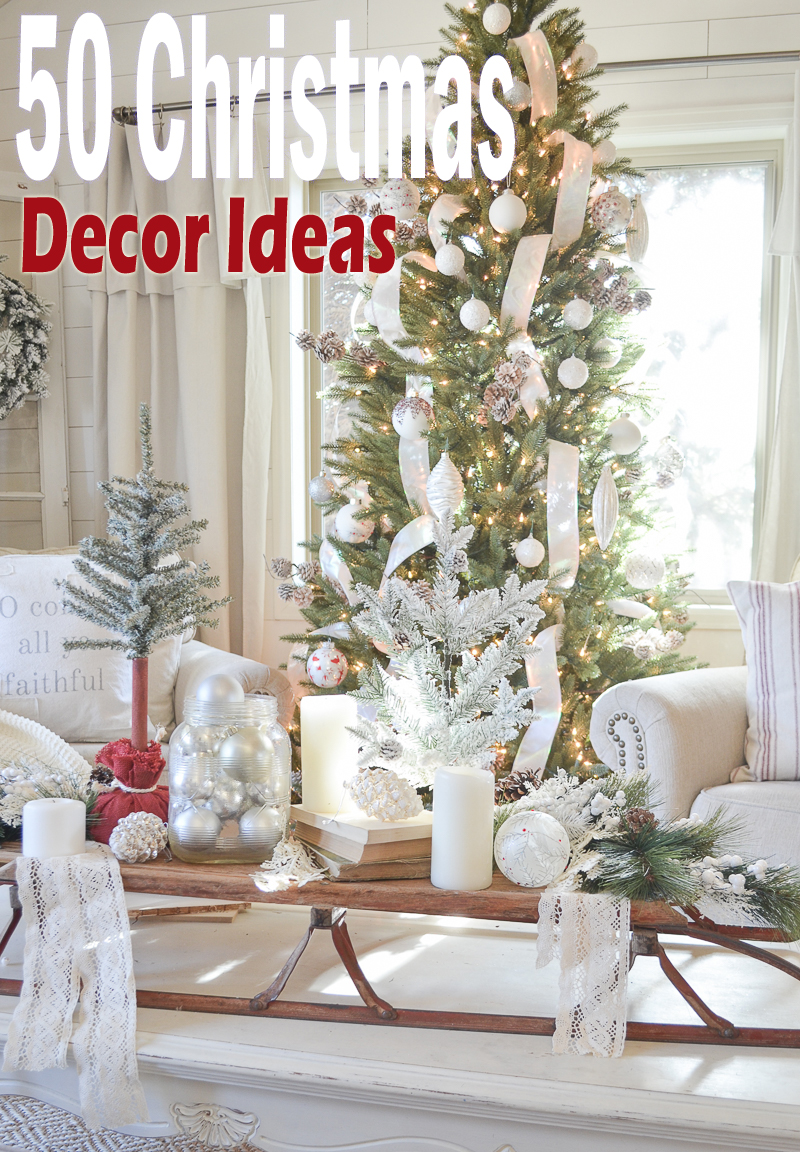 50 Christmas Decor Ideas That Will Spark Your Home