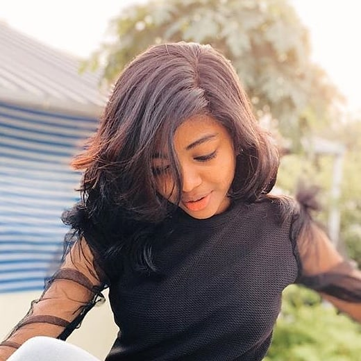 Amala Shaji 3