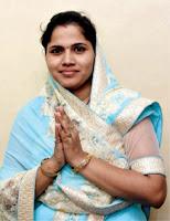 सपना संघवी आॅल इंडिया जैन माइनाॅरिटी फेडरेशन की जिला प्रमुख मनोनीत-Sappana-Sanghvi-All-India-Jain-Minority-Federation-District-Head-Nominated