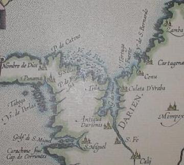 Blog De Historia Santa Maria La Antigua Del Darien La Primera