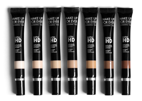 MUFE Ultra HD Concealer Review Y21 Y23 Y31 Y33 Y41 Y49 Y51