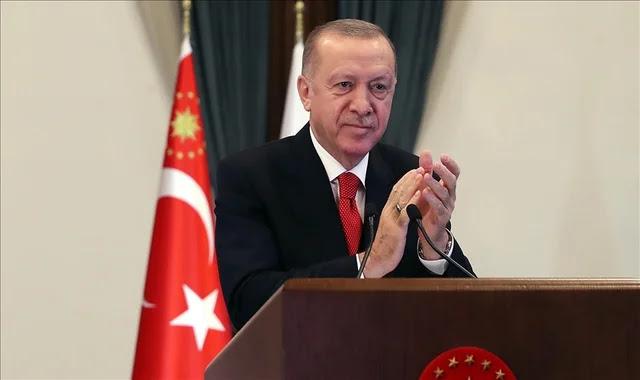 أردوغان: تركيا تستعد لتتصدر النظام الاقتصادي العالمي