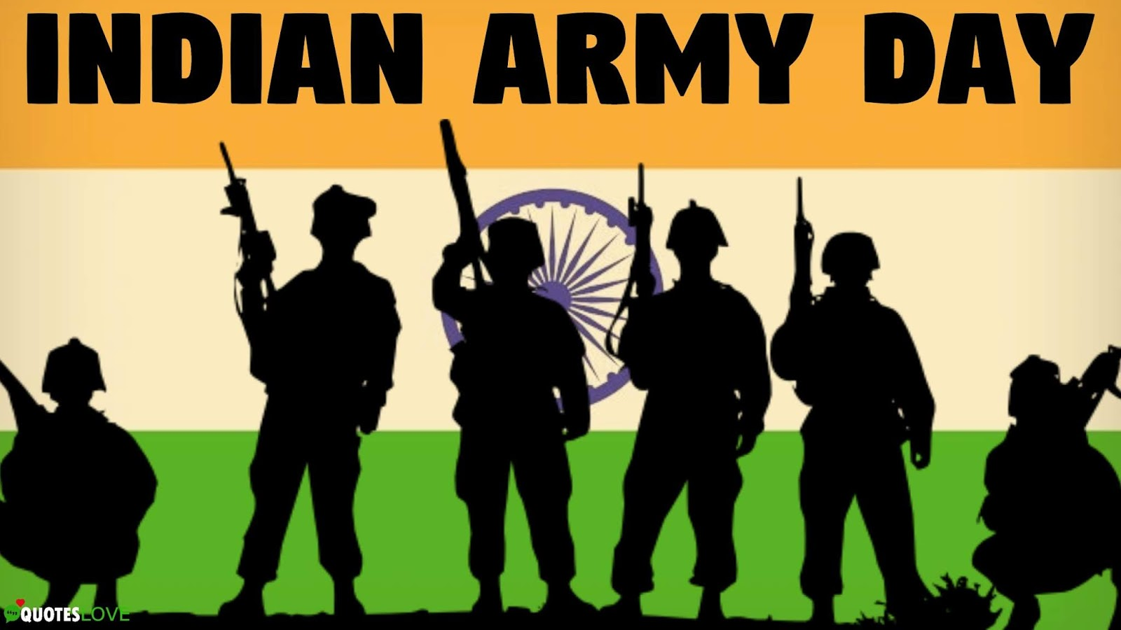 73+ (Best) Indian Army Day Quotes, Wishes, Slogans, Status, Images