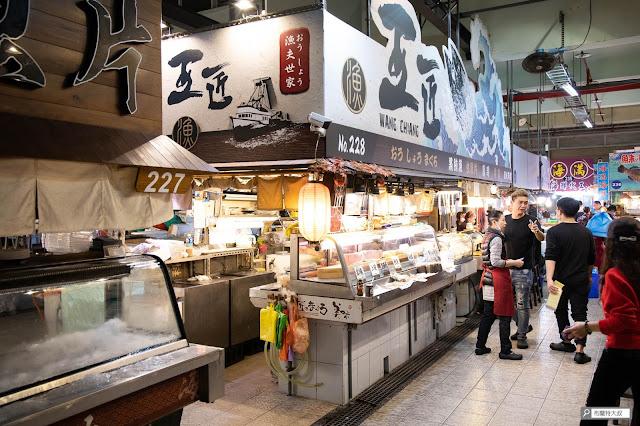 【大叔生活】2021 又是六天五夜的環島小筆記 (上卷) - 下次真的要早點來感受東港的魚市場魅力