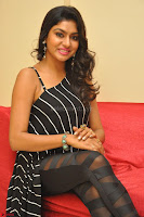 Akshida in Black Tank Top at Kalamandir Foundation 7th anniversary Celebrations ~  Actress Galleries 100.JPG