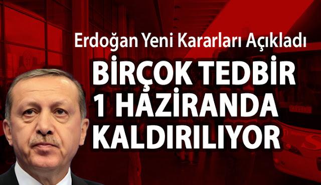Tayyip Erdoğan açıklamaları