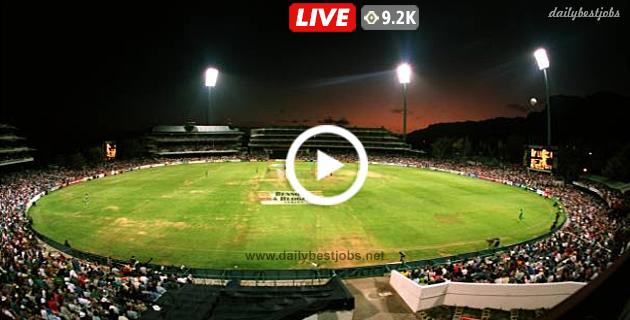 SA Vs SL 2019 LIVE Streaming 1st T20i Series Live Cricket Score