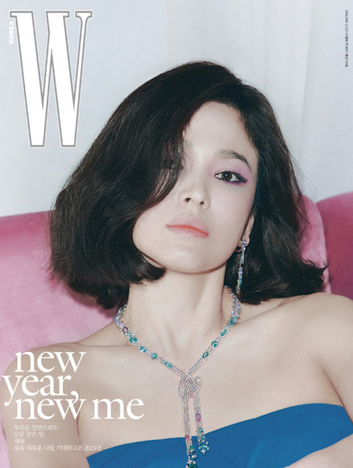 Song Hye Kyo, 송혜교Song Hye Kyo W, Song Hye Kyo 2021