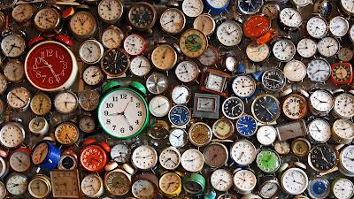 Fondo de relojes