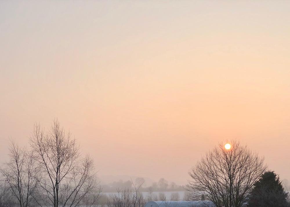 Der Winter ist angekommen - Sunnys Haus