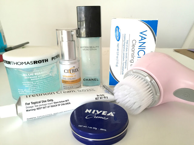 skincare in your 20s
