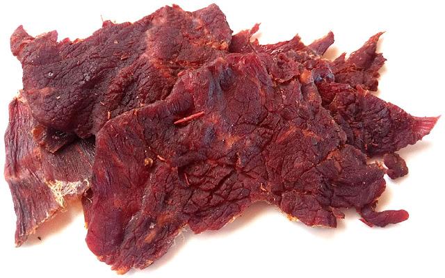 carolina reaper beef jerky