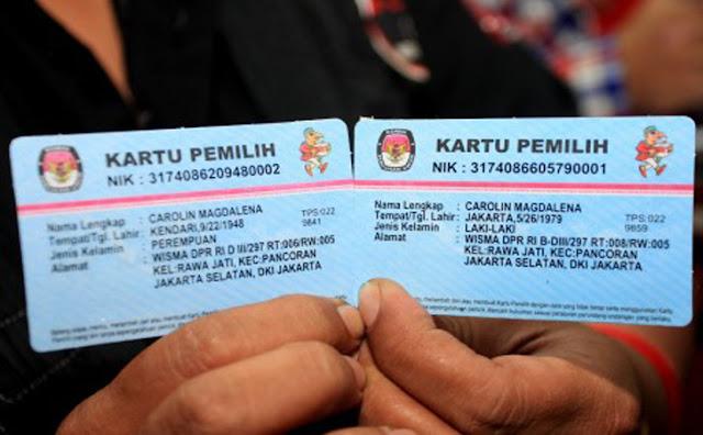 KPU Harus Verifikasi Ulang Dugaan Pemilih Ganda
