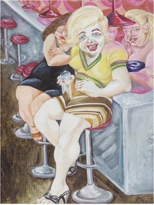 Las Chicas de Avino (1980), Marcia Schvartz