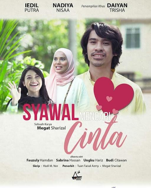 Cerekarama Syawal Mencari Cinta