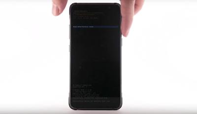 Wipe Data Galaxy S8 Active
