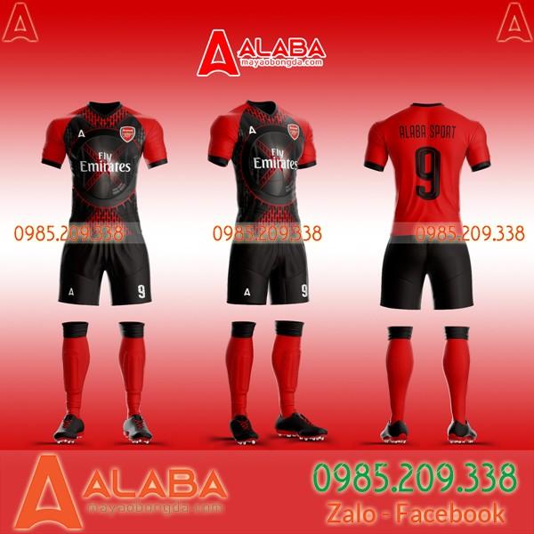 áo bóng đá arsenal đẹp và độc