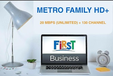 Paket Metro Family HD Plus