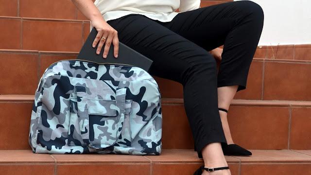 tutorial laptop bag