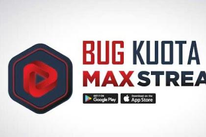 Kumpulan Bug MAXstream 2019 Work