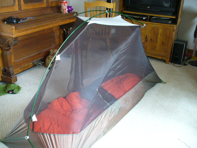 Audrey's Country Crafts: There is a Tent in my Living Room