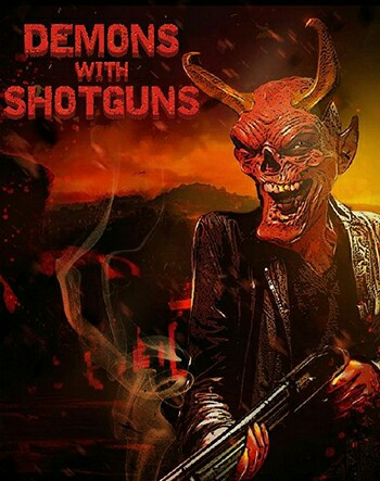 تحميل لعبة Demons with Shotguns