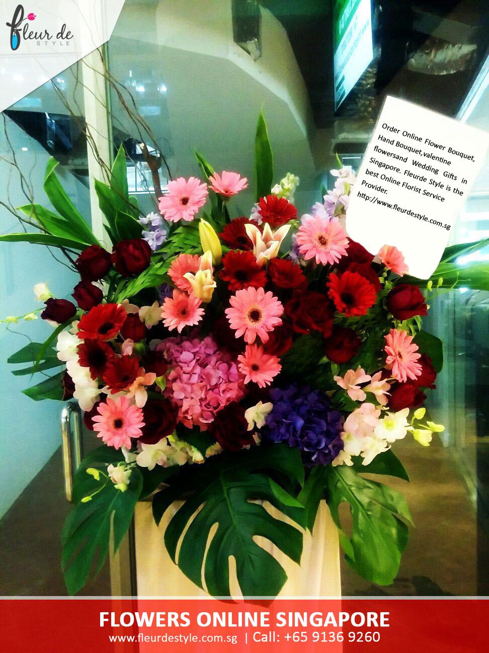 Fresh flowers through online service in singapore fresh flowers fresh flowers through online service in singapore izmirmasajfo