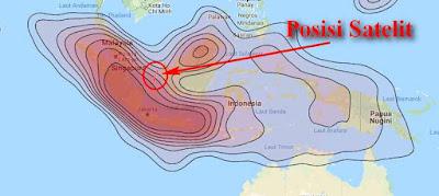 Cara Tracking Nex Parabola Ku-Band Satelit Ses 9