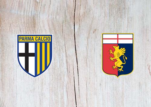 Parma vs Genoa -Highlights 19 March 2021