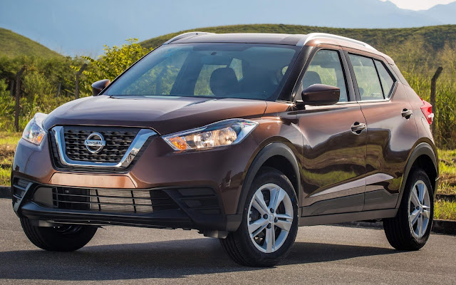 Novo Nissan Kicks 2020  S Direct - PCD