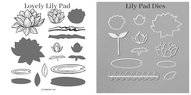 Craftyduckydoodah!, Lovely Lily, Lily Pad Dies, Susan Simpson UK Independent Stampin' Up! Demonstrator, Supplies available 24/7 from my online store, SAB 2020, #JOSTTT013,