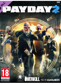 Download PAYDAY 2: The Completely OVERKILL Pack DLC STEAM GLOBA