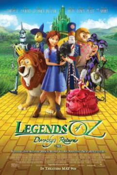 Leyendas de Oz: El regreso de Dorothy (2013) | 3gp/Mp4/DVDRip Latino HD Mega