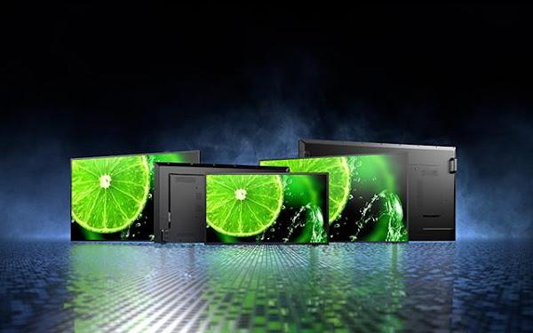 Sharp NEC lança próxima geração de monitores da Serie E