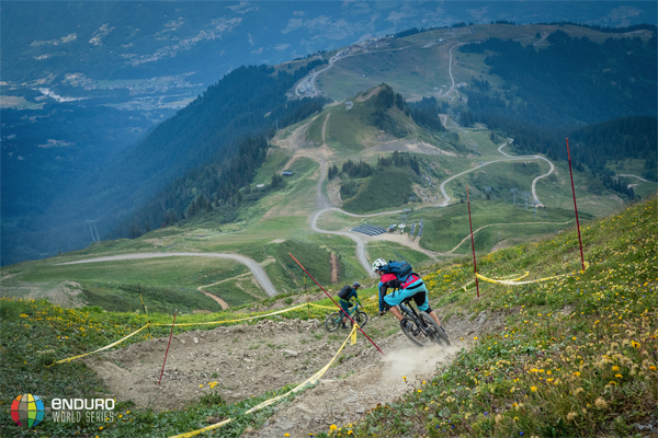 2015 Enduro World Series: Samoens, France - Intro