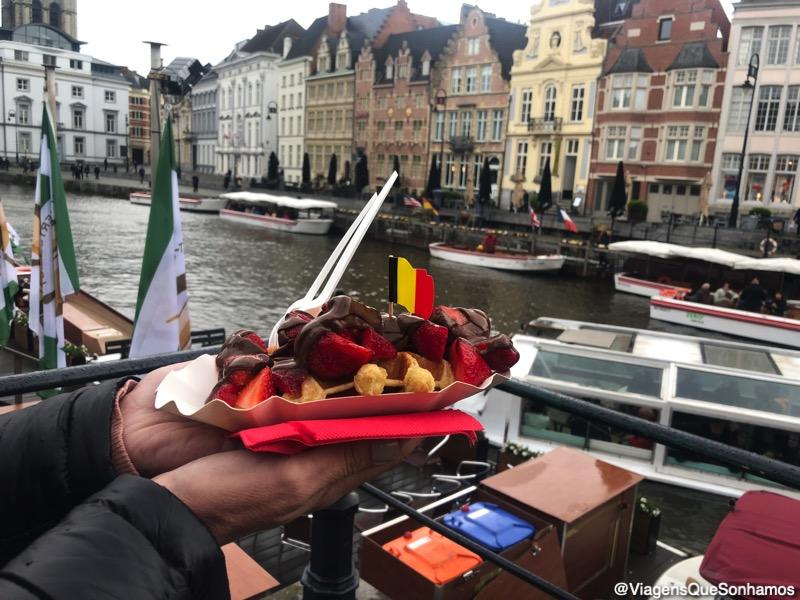 Roteiro Holanda, Bélgica e Luxemburgo