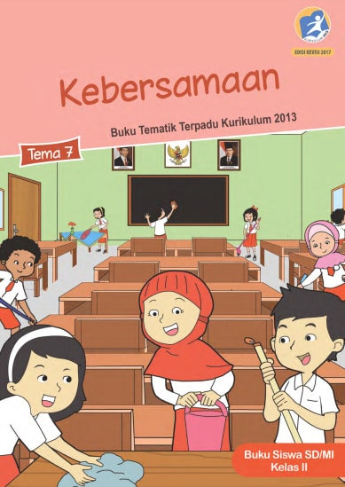 Buku Siswa Tema 7 Kelas 2 Revisi 2017 Kurikulum 2013