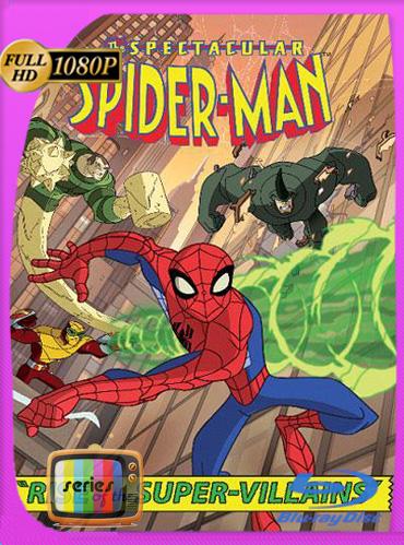 El Espectacular Hombre Araña Temporada 1-2 HD [1080p] Latino [GoogleDrive] TeslavoHD