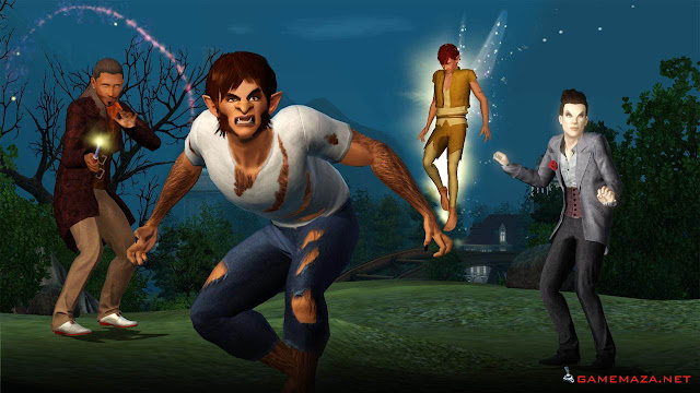 The-Sims-3-Supernatural-Game-Free-Download