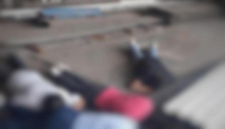 """Una masacre más en Guanajuato orquestada por """"Grupo Elite"""" del CJNG, dejan a 5 ejecutados dentro de una chatarrera en Celaya"""