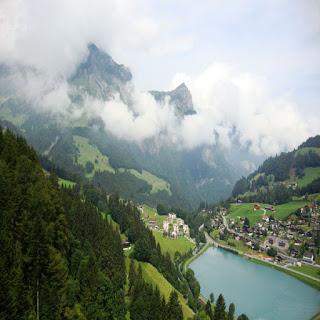 سويسرا انترلاكن