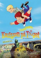 Karlsson z dachu plakat film