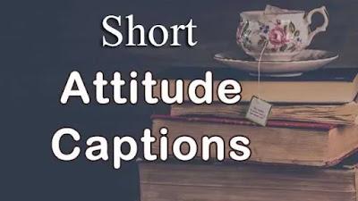 Best Short Attitude Instagram Captions for Girls and Boys 2021