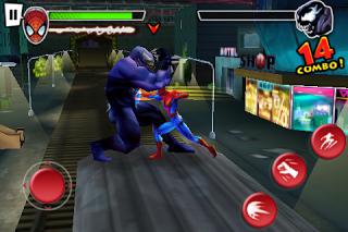 Spiderman Total Mayhem  v1.0.2 APK + Data
