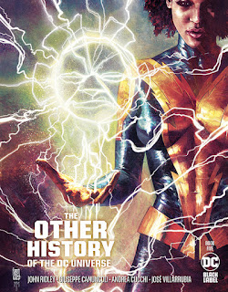 The Other History of the DC Universe #5 - Cover