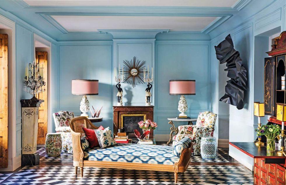 Décor Inspiration | At Home With: Spanish Fashion Designer Jorge Vázquez