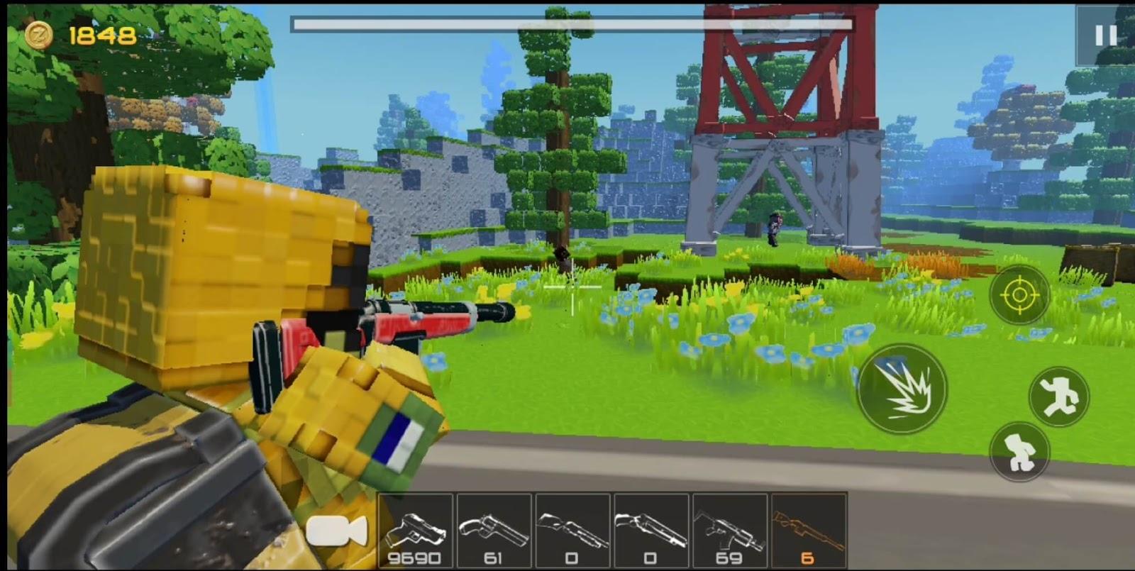 تحميل لعبة ماين كرافت Minecraft الجديدة مود زومبي تشتغل ...